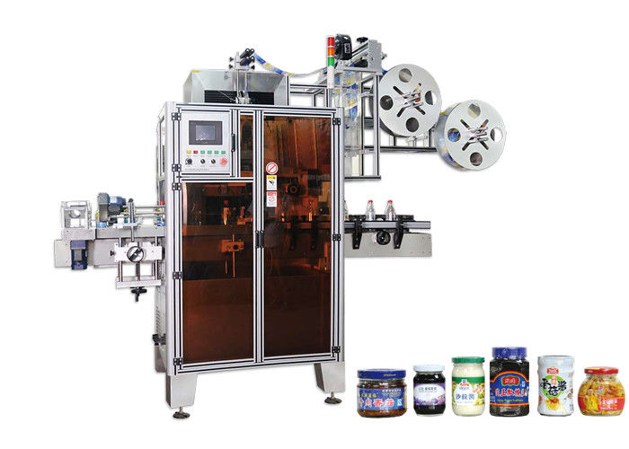 Čína PET automatický smršťovací rukávový štítkovací stroj s vysokou účinností pro dodavatele úzkých míst