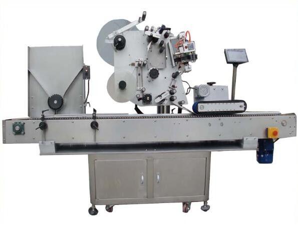 Čína kulatý opp etiketovací stroj s kódovacím strojem , lak na nehty štítek samolepka pro dodavatele kosmetiky