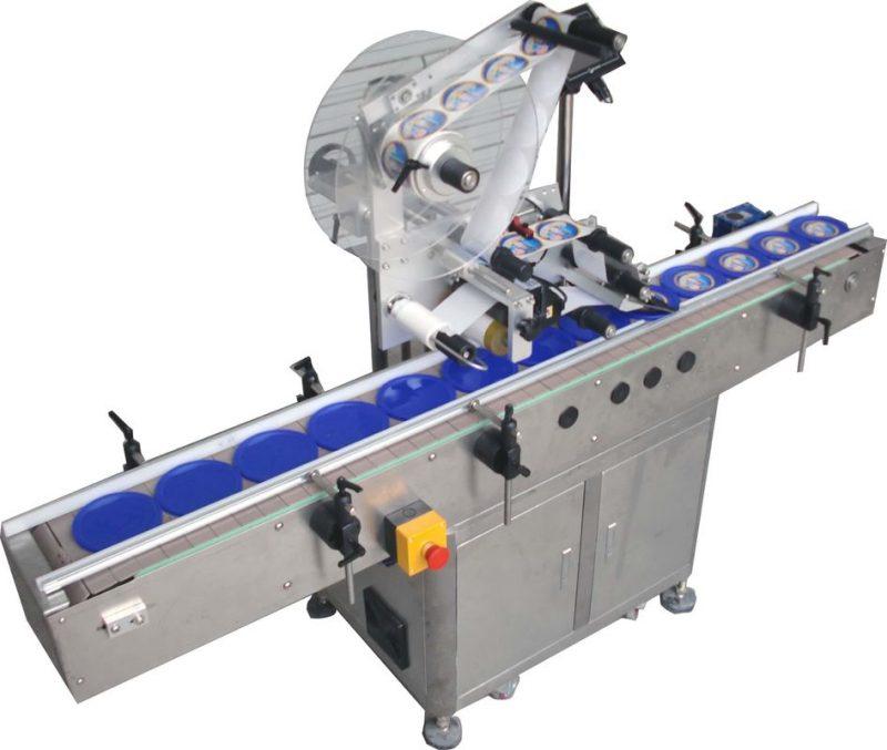 Čína automatický stroj na nanášení štítků s plochým povrchem, dodavatel automatických horních a bočních štítkovačů z nerezové oceli SUS304