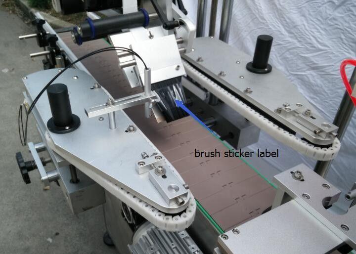Čína HIG automatický štítkovací stroj na kulaté láhve pro dodavatele značky GPG s pivní lahví s motorem