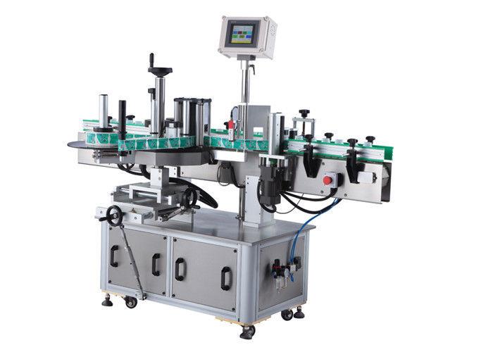 Čínský stroj na štítkování kulatých lahví s dodavatelem nápojů / denních chemikálií