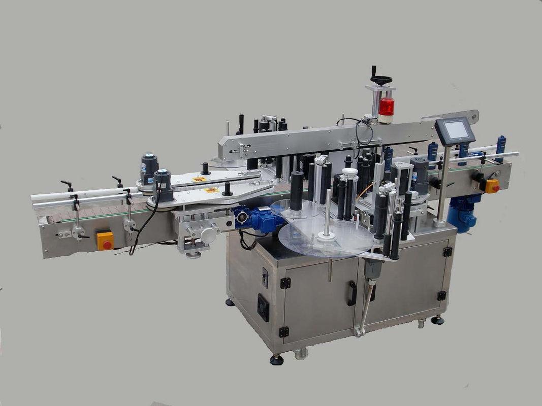 Automatický oboustranný štítkovací štítkovací stroj s vyhledávacím zařízením a kódovacím strojem