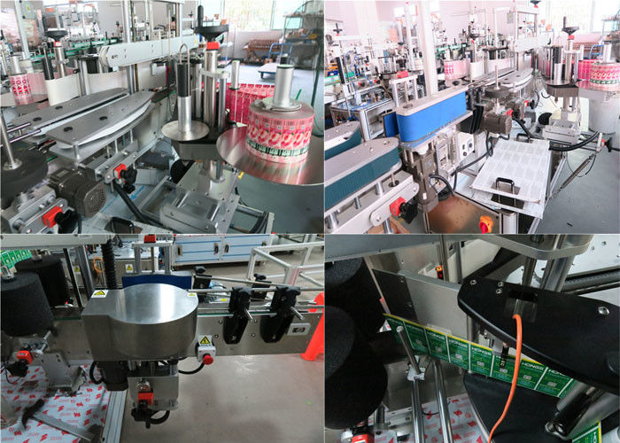Čína denní lahve přední a zadní etiketovací stroj, dodavatel etiketovacích strojů na sklenice