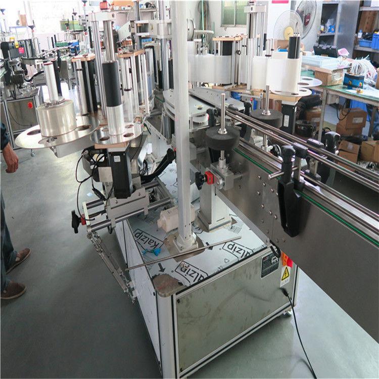 Čína plastové Buket Single vysokorychlostní etiketovací stroj, dodavatel oboustranných etiketovacích strojů