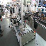 Jednopaticový vysokorychlostní etiketovací stroj z plastu, dvoustranný etiketovací stroj