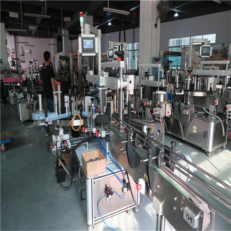 Stroj na označování plastových lahví, Stroj na označování lahví na minerální vodu