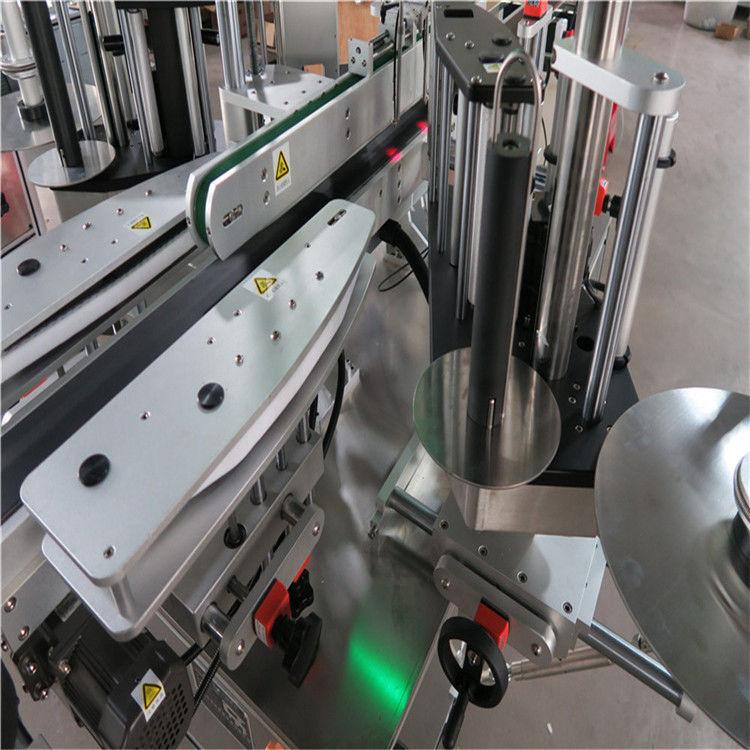 Čína CE automatický štítkovací etiketovací stroj, přední a zadní láhev etiketovací stroj dodavatel