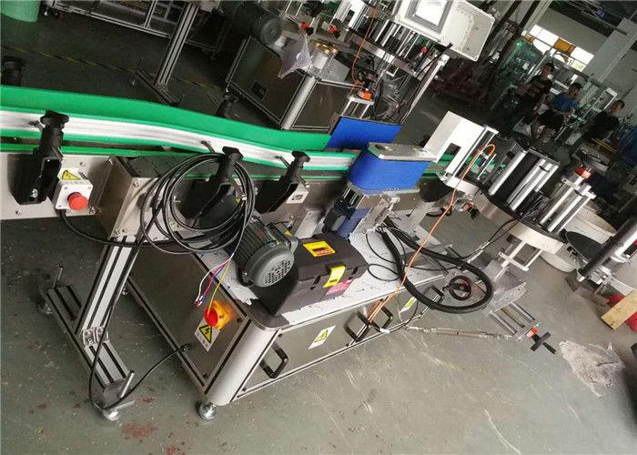 Aplikátor etiket na lahve na pivo, automatický etiketovací stroj o průměru role 330 mm