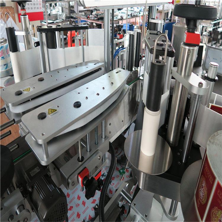 Plně automatický oboustranný etiketovací stroj