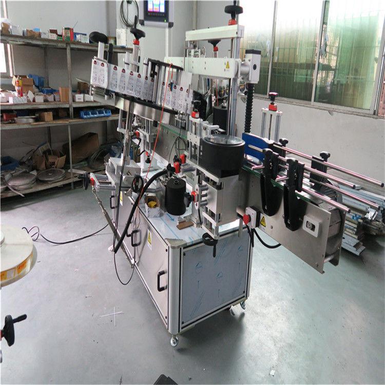 Čína Bez vrásek Stabilní automatizovaný etiketovací stroj 30 mm silný dodavatel hliníkových slitin