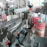 Automatický samolepicí etiketovací stroj zepředu dozadu, samolepicí, maximální průměr 330 mm