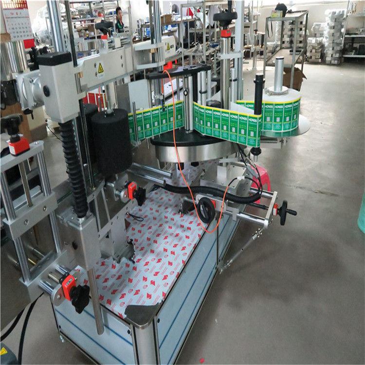 Čína Vysokorychlostní aplikátor etiket Samolepící pro farmaceutického / kosmetického dodavatele