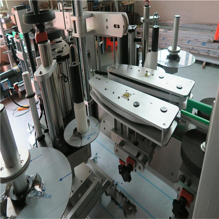 Čína plně automatický štítkovací etiketovací stroj / dodavatel samolepících etiketovacích strojů