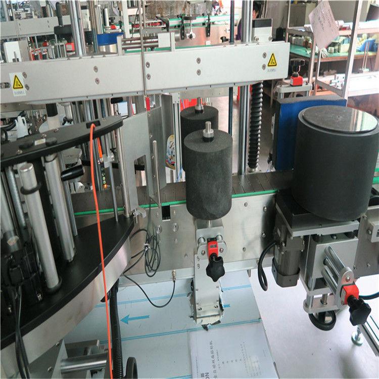Čína automatický stroj na značení skleněných lahví pro dodavatele lahví na víno z Austrálie / Chile
