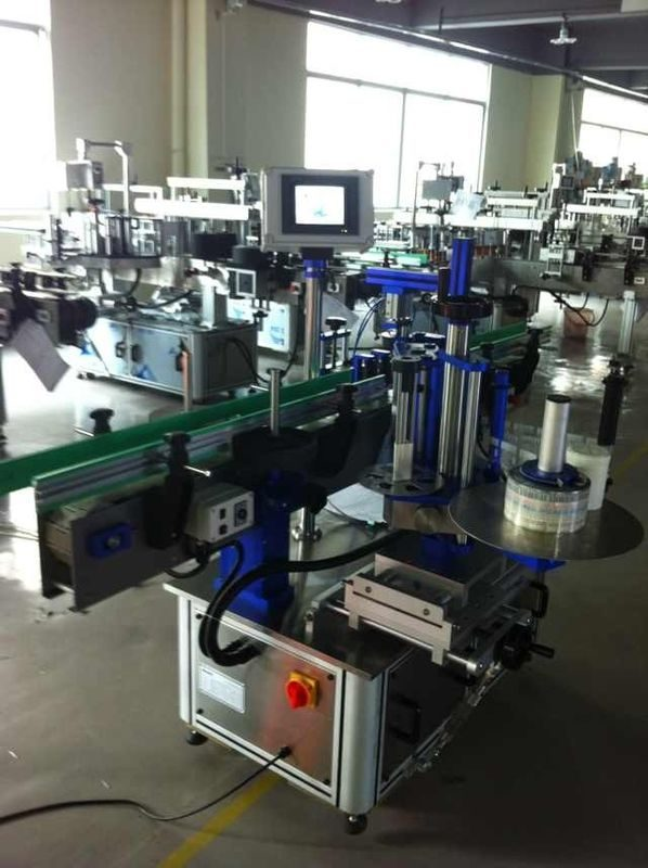 Čína plně automatický aplikátor štítků, stroj na označování lahví s dodavatelem certifikace CE