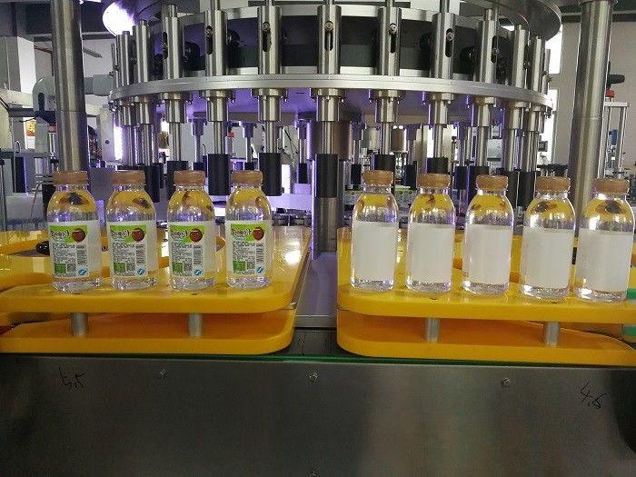 Čína efektivní láhev rotační samolepka etiketovací strojní zařízení PLC dodavatel dotykové obrazovky