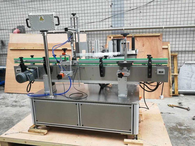 Čína Pawpaw / Guava kulatá láhev etiketovací stroj pro dodavatele nápojového pole