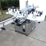 Přizpůsobený tří nebo dvojitý štítkovací štítkovací stroj s kódovacím strojem