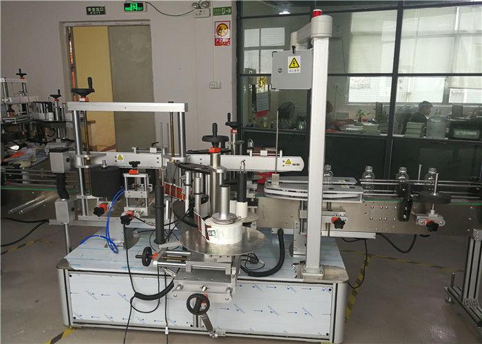 Čína vpředu / vzadu na nekulatém nebo plochém aplikátoru etiket na lahve, dodavatel zařízení na označování lahví