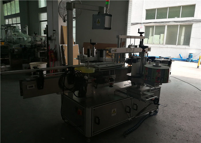 Oboustranný stroj na označování kulatých / čtvercových / plochých plastových lahví