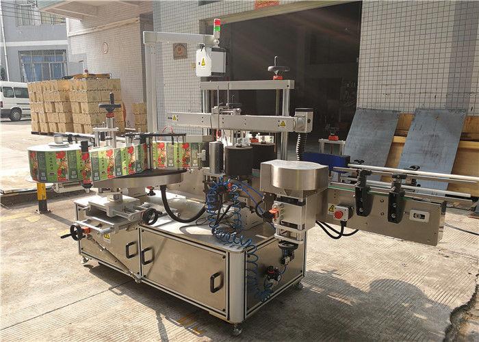 Čína Stroj na značení plochých lahví 3048 mm x 1700 mm x 1600 mm Vnější dodavatel zařízení