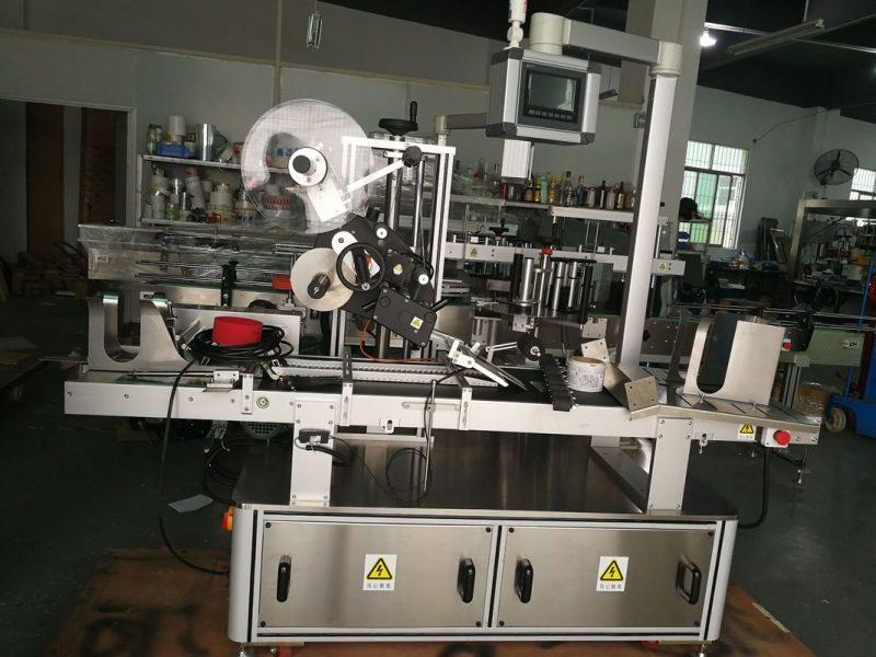 Čína stránkovací špičkový etiketovací stroj pro dodavatele plastových tašek / nerozprostřených kartonů / masek