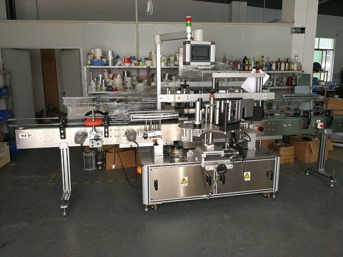 Etiketovací stroj citlivý na tlak na jednu láhev nebo dvě strany