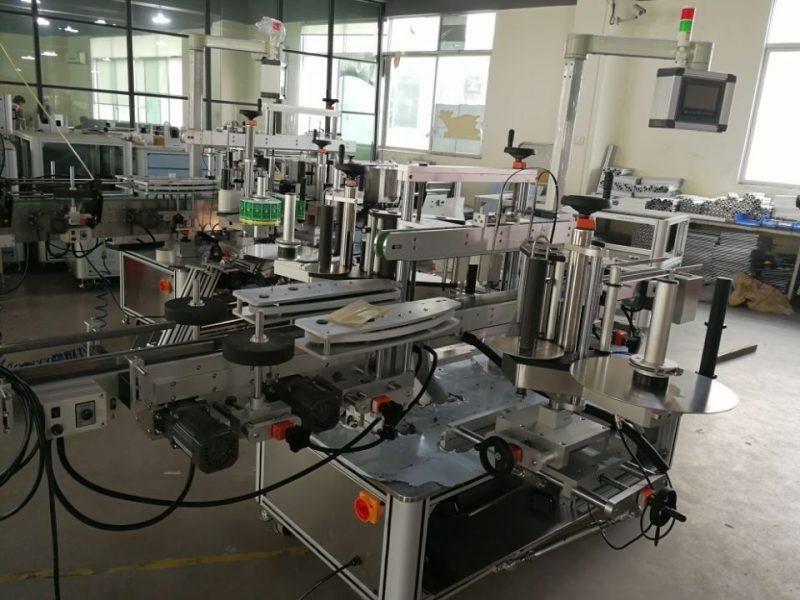 Čína Vysokorychlostní systém označování dvojitých rohových těsnění pro dodavatele farmaceutických kartonů
