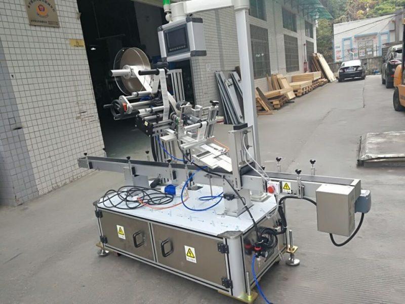 Čína samolepicí štítkovací stroj pro dodavatele tryskových pouzder s elektrickým pohonem