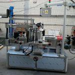 Oboustranný samolepicí eliptický oválný automatický etiketovací stroj