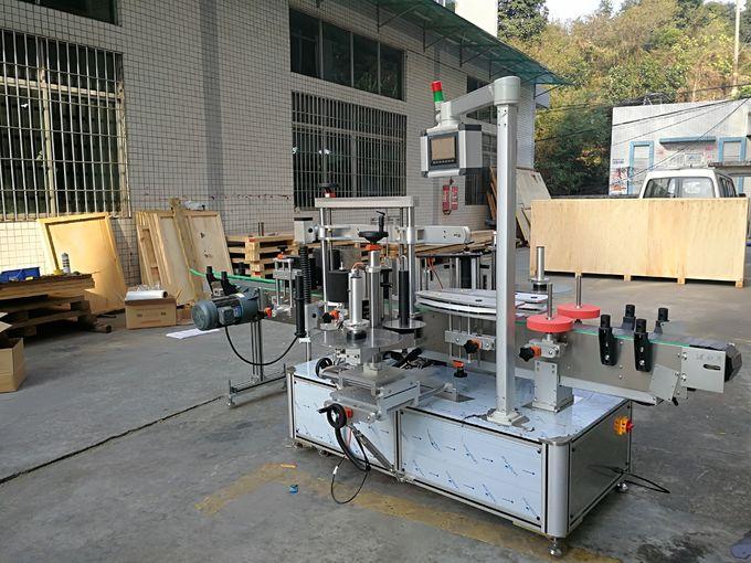 Oboustranný samolepicí etiketovací stroj přední a zadní / lahvové etiketovací zařízení