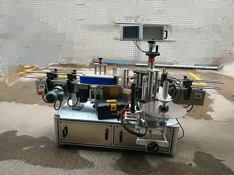 Čína plně automatický dodavatel štítkovačů na kulaté lahve (typ pásu)