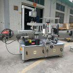 Plně automatický etiketovací stroj na rohové těsnění 220V 50HZ 1200W