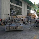 Plně automatická kapacita 5000-8000B / H štítkovací etiketovací stroj